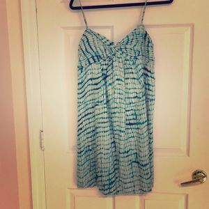 Ann Taylor silk dress size 6